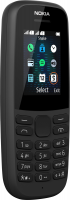 Nokia 105 Dual-SIM -2019- black