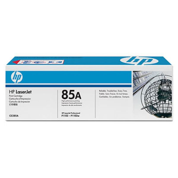 HP Toner CE285A Schwarz (ca. 1600 Seiten)