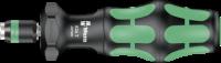 WERA 826 T Kraftform Turbo Bits-Handhalter Rapidaptor