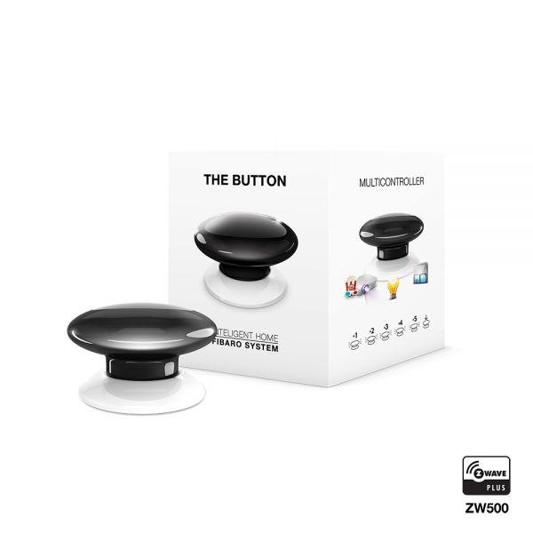 FIBARO The Button schwarz