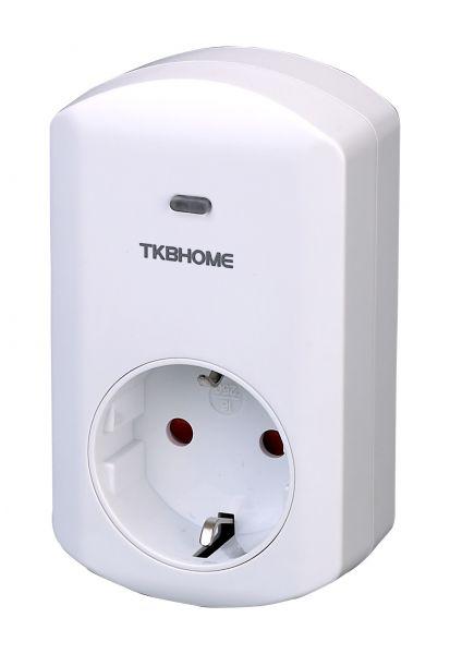 TKB Home Zwischenstecker mit Energiemess-Funktion (Typ F)