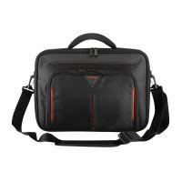 Targus Classic+ 15.6 Notebooktasche 39,6 cm (15.6 Zoll) Aktenkoffer Schwarz, Rot