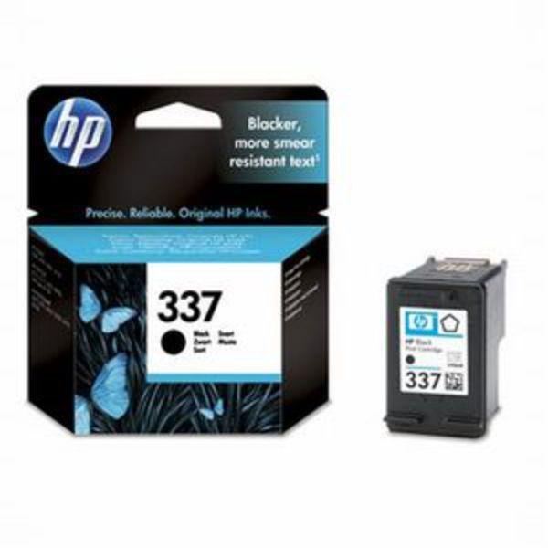 HP Tintenpatrone Nr. 337 C9364EE Schwarz (ca. 400 Seiten)