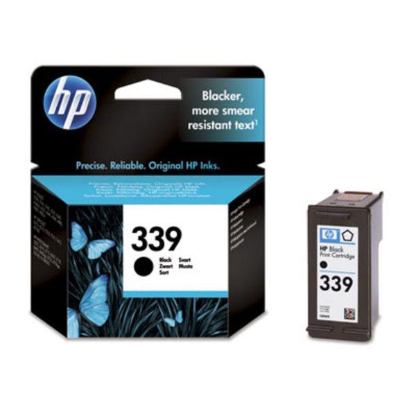 HP Tintenpatrone Nr. 339 C8767EE Schwarz (ca. 860 Seiten)