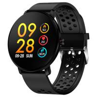 Denver SW-171BLACK Smartwatch Schwarz IPS 3,3 cm (1.3 Zoll)