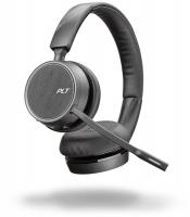 Plantronics Bluetooth Headset Voyager 4220 UC binaural USB-A