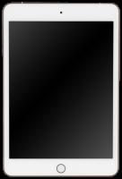 Apple iPad mini Wi-Fi + Cell 64GB gold MUX72FD/A